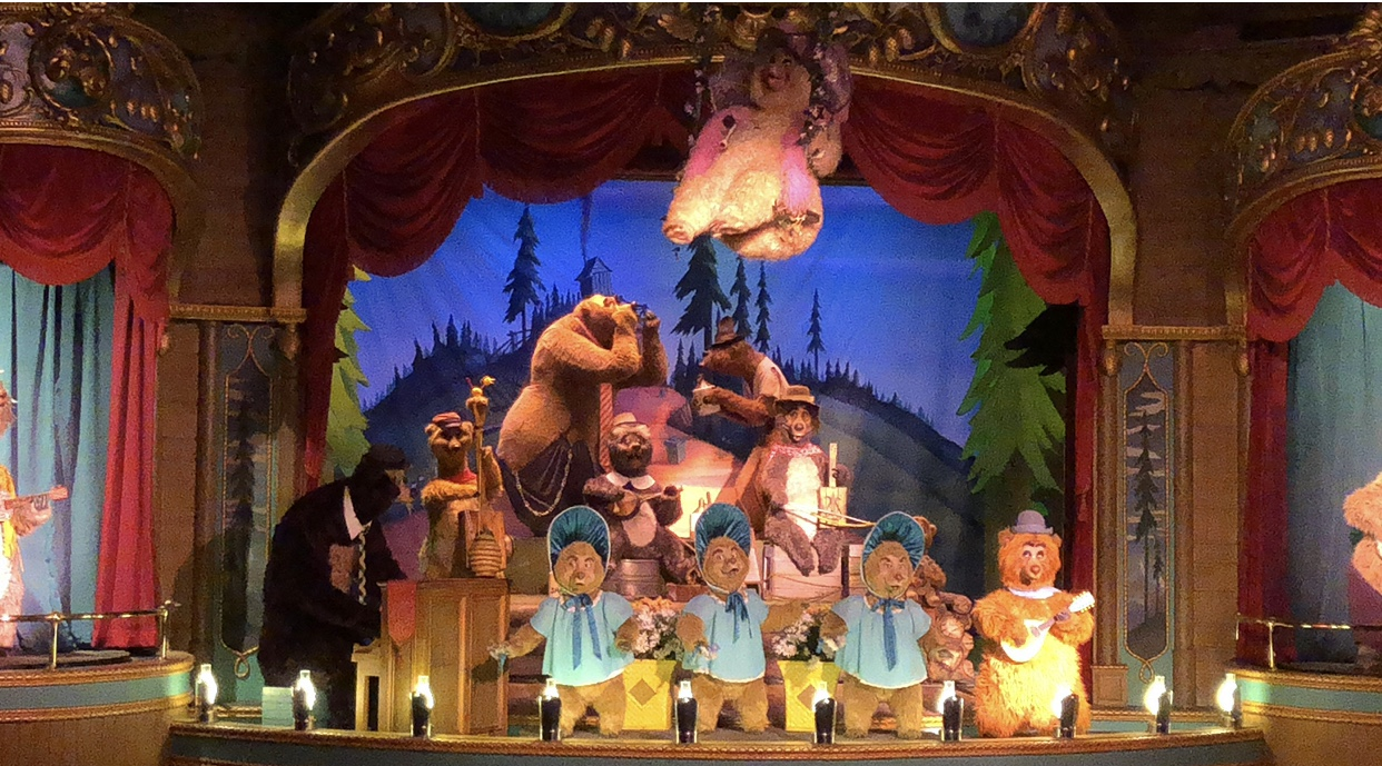 The Country Bear Jamboree: Honoring a Classic Disney Attraction