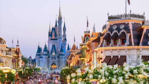 The Best Places To Go For A Stroll Around Disney World