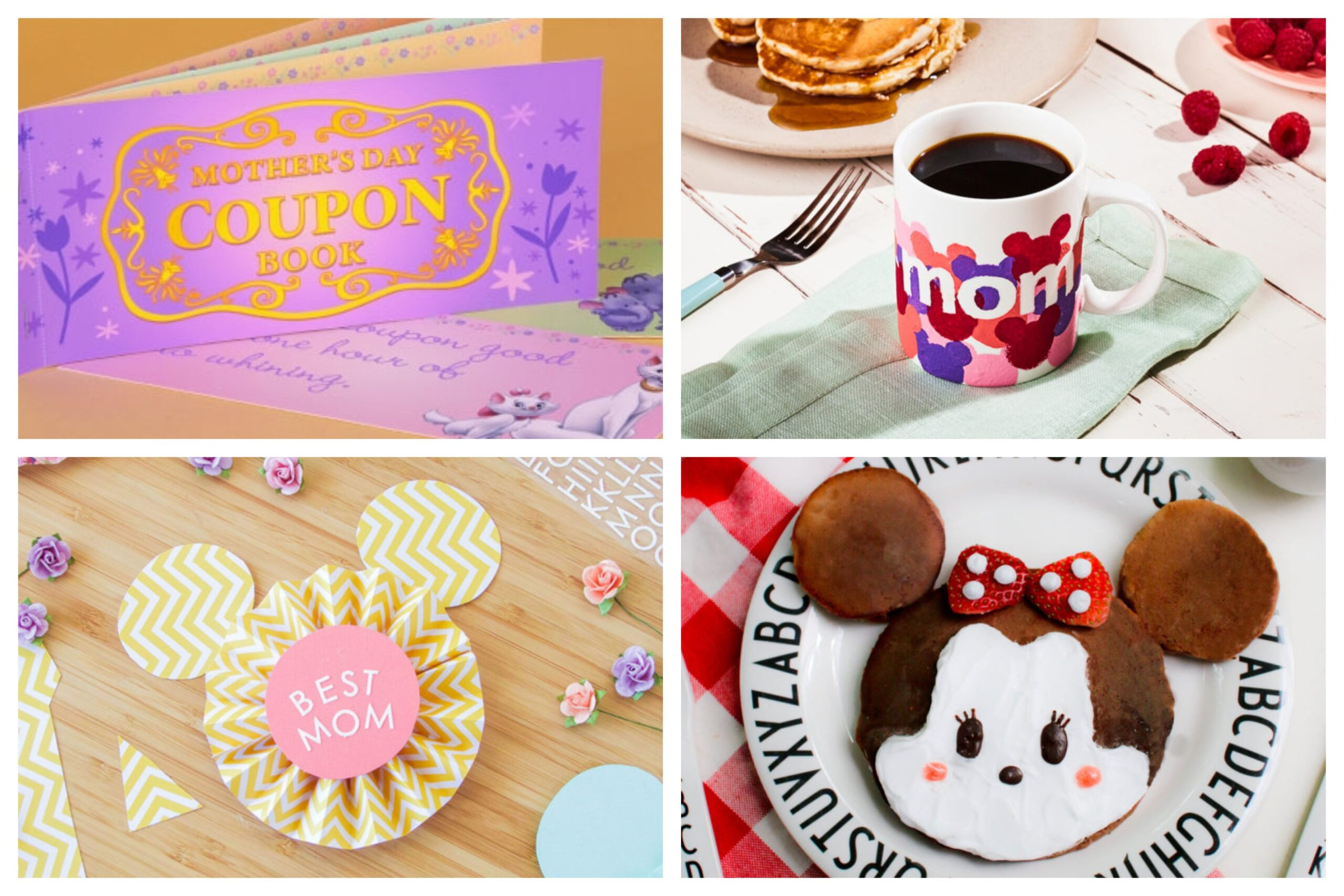 5 Disney Ways to Celebrate Mom This Mother's Day