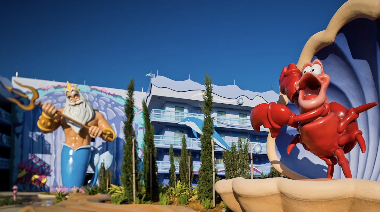 Top 3 Best Walt Disney World Resorts for Families