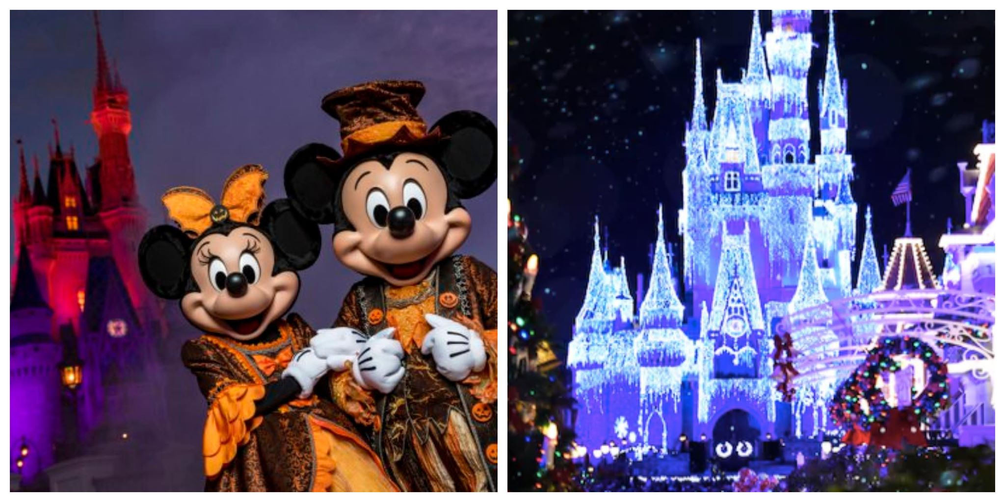 Changes to Disney World Events for Fall & Holiday Seasons