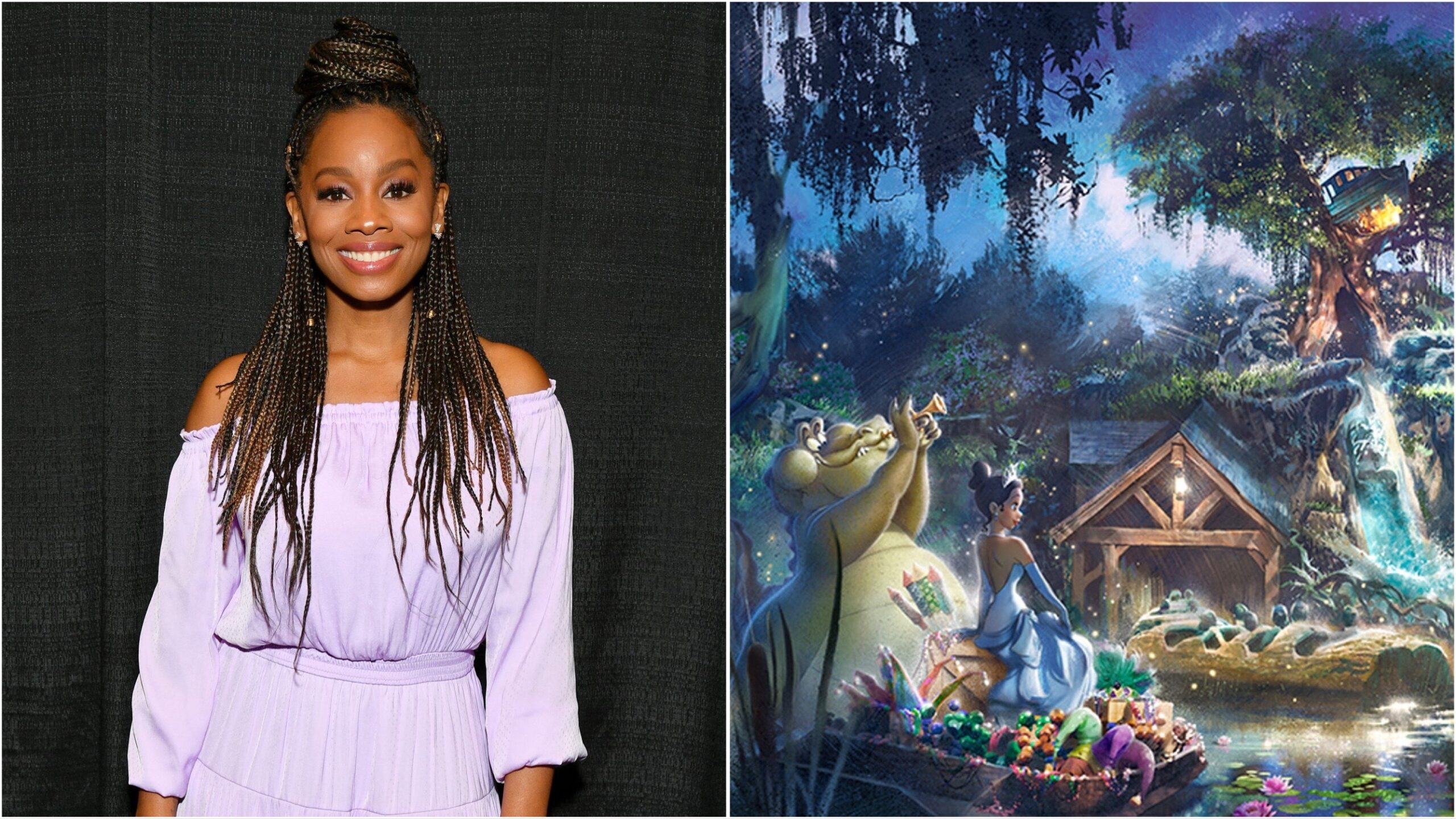 More Details On Splash Mountain Makeover And Tiana's Place Restaurant From Anika Noni Rose