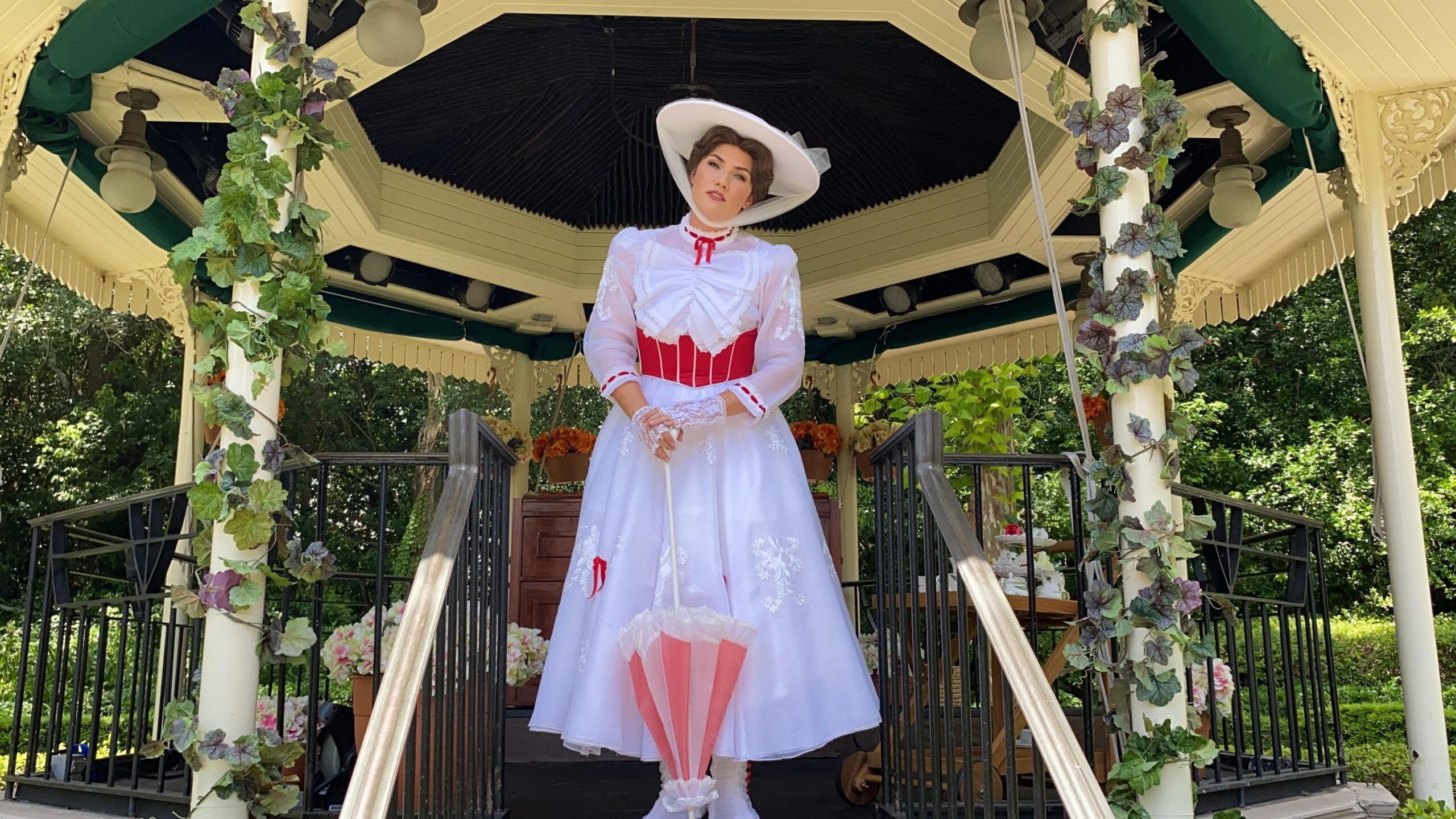 Mary Poppins Is Practically Perfect In Every Way At Epcot!