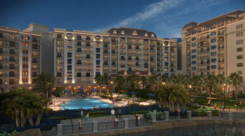 Top 5 Reasons to Stay at Disney's Riviera Resort