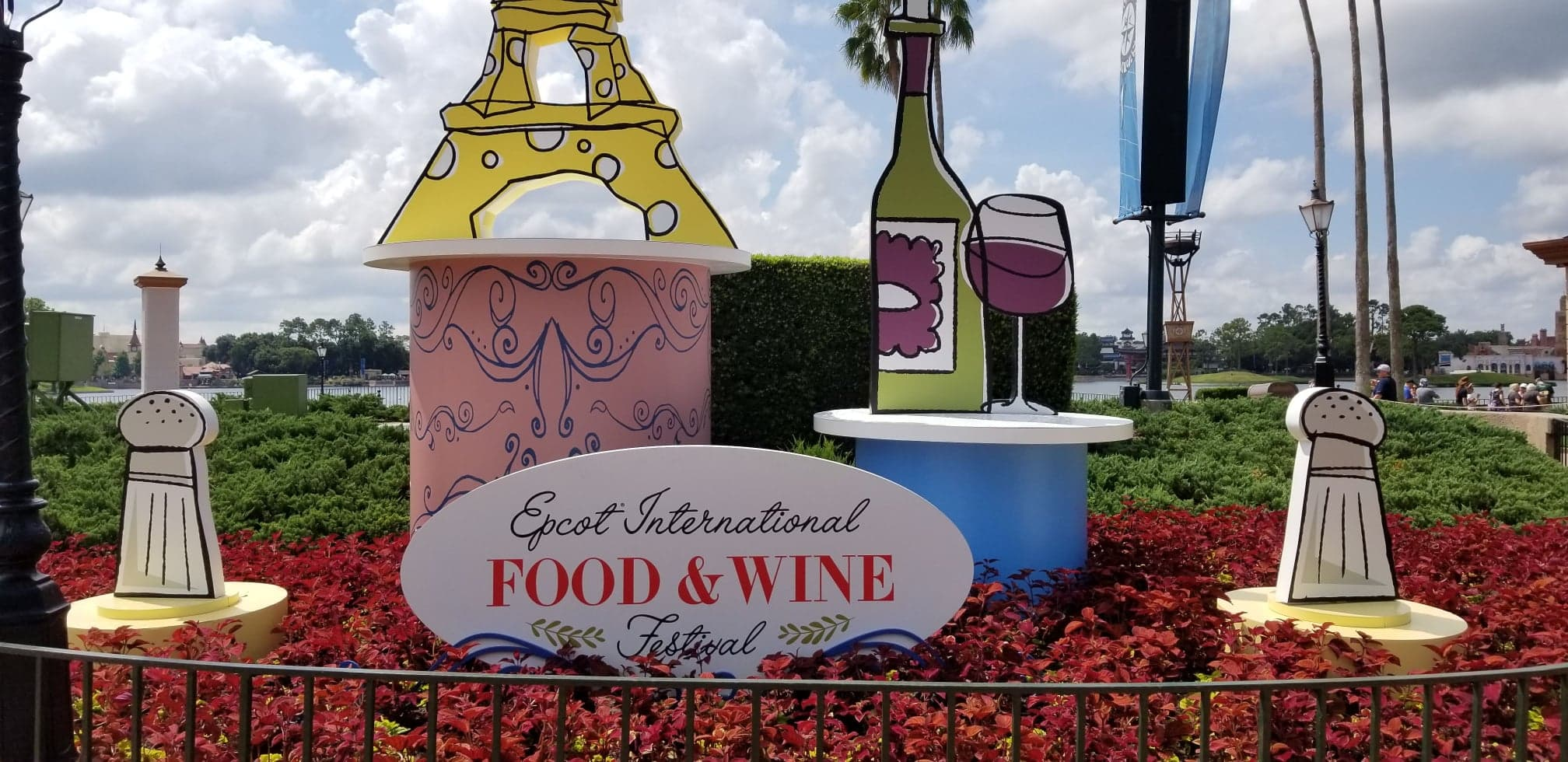 First Look At The Food Booths And Menus For The Taste Of Epcot Food And Wine Festival