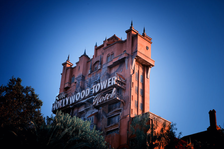 Celebrating the Anniversary of The Twilight Zone Tower of Terror