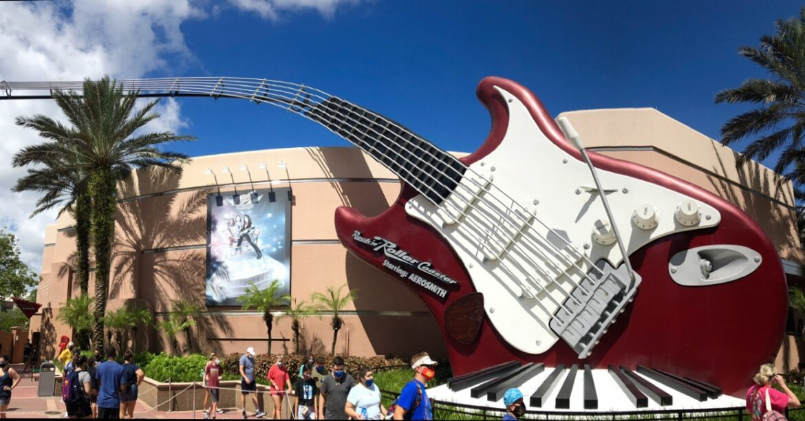 Top 5 Recommendations for a day at Disney's Hollywood Studios