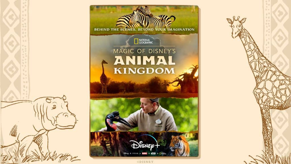 """Magic Of Disney's Animal Kingdom"" Coming To Disney+ This Fall!"