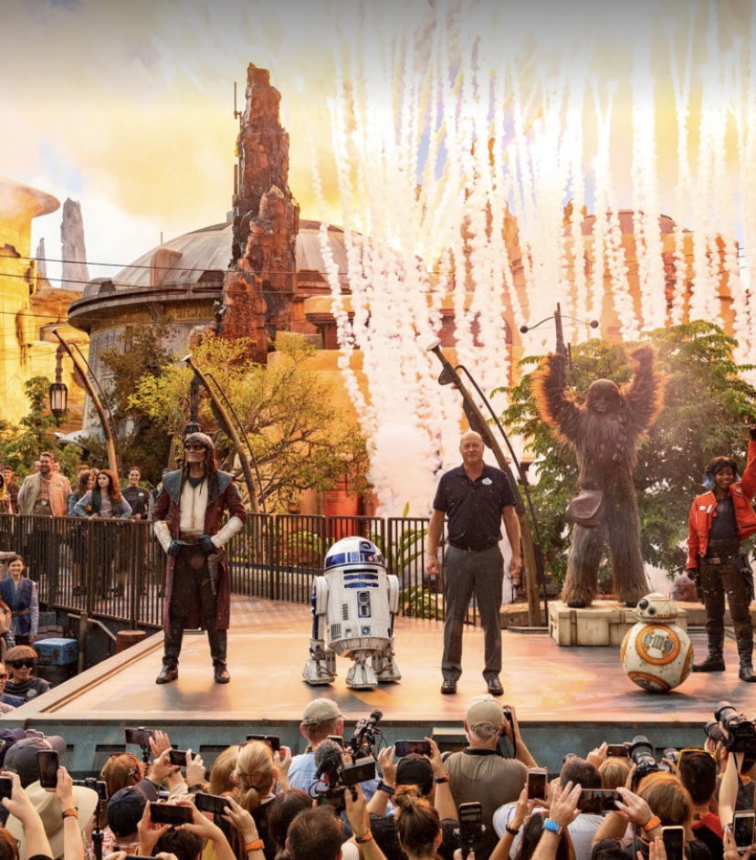 1st Year Anniversary Of Star Wars: Galaxy's Edge At Hollywood Studios!