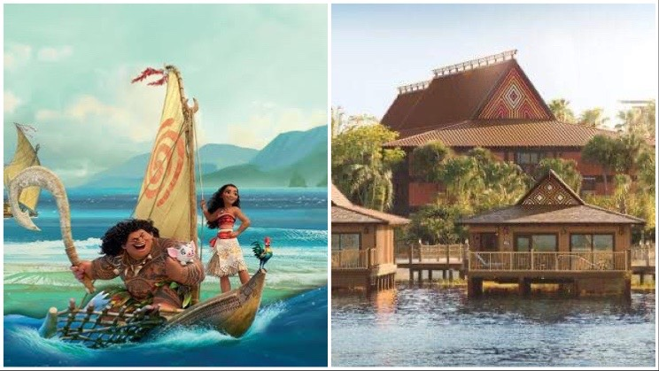Disney's Polynesian Resort Reimagination Will Include Moana Inspired Designs!