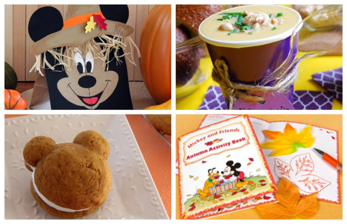 5 Disney Ways to Celebrate Autumn