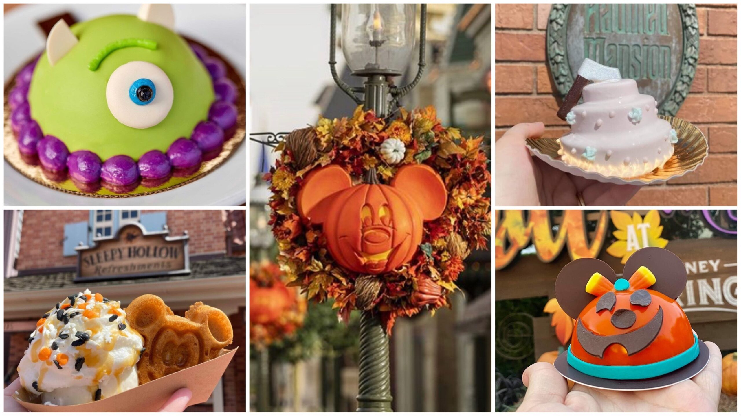 Fall Treats At The Disney World Parks, Resorts And Disney Springs!