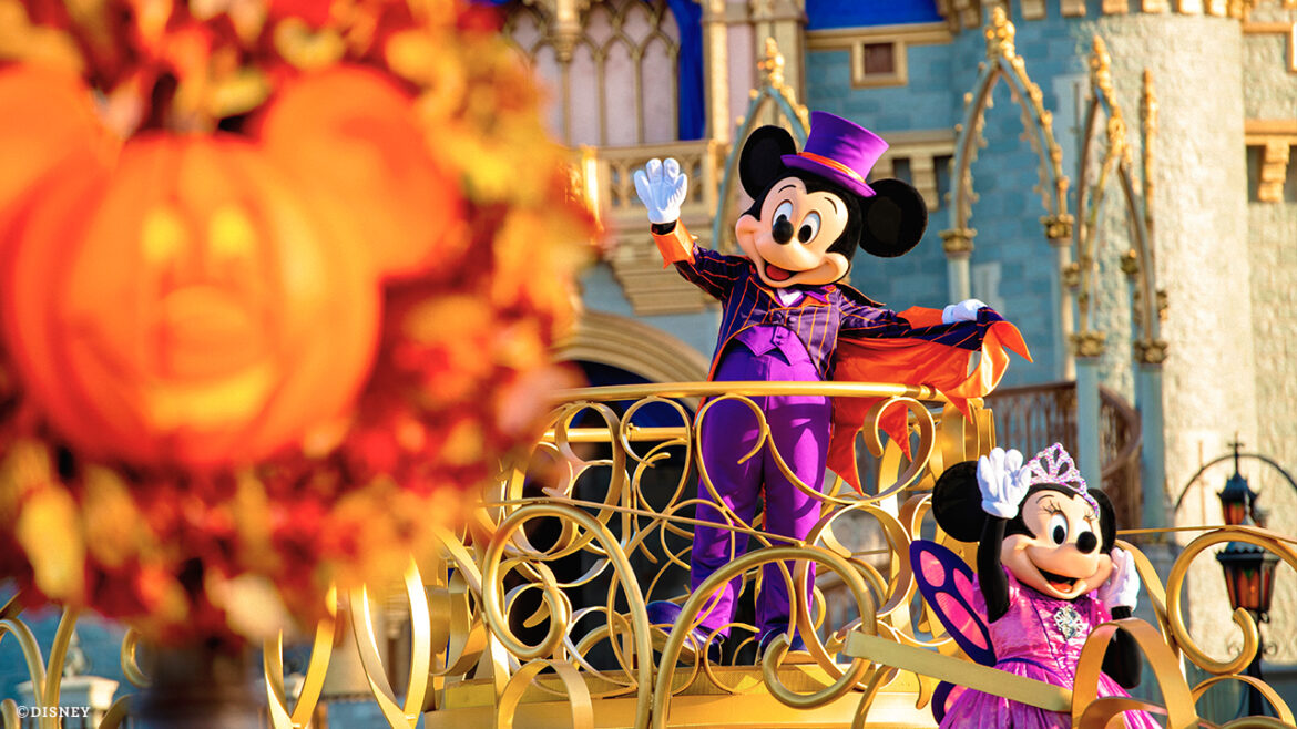 Halloween Entertainment Coming to Disney World this Fall