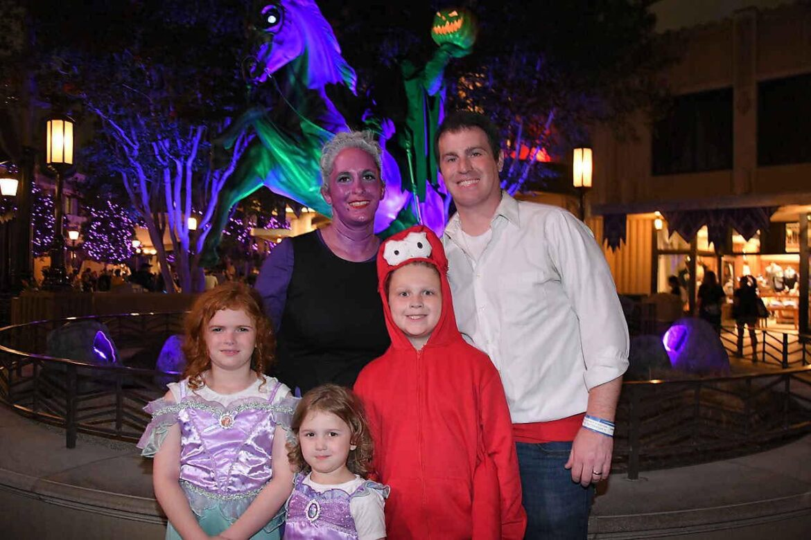 Family Disney Halloween Costume Ideas