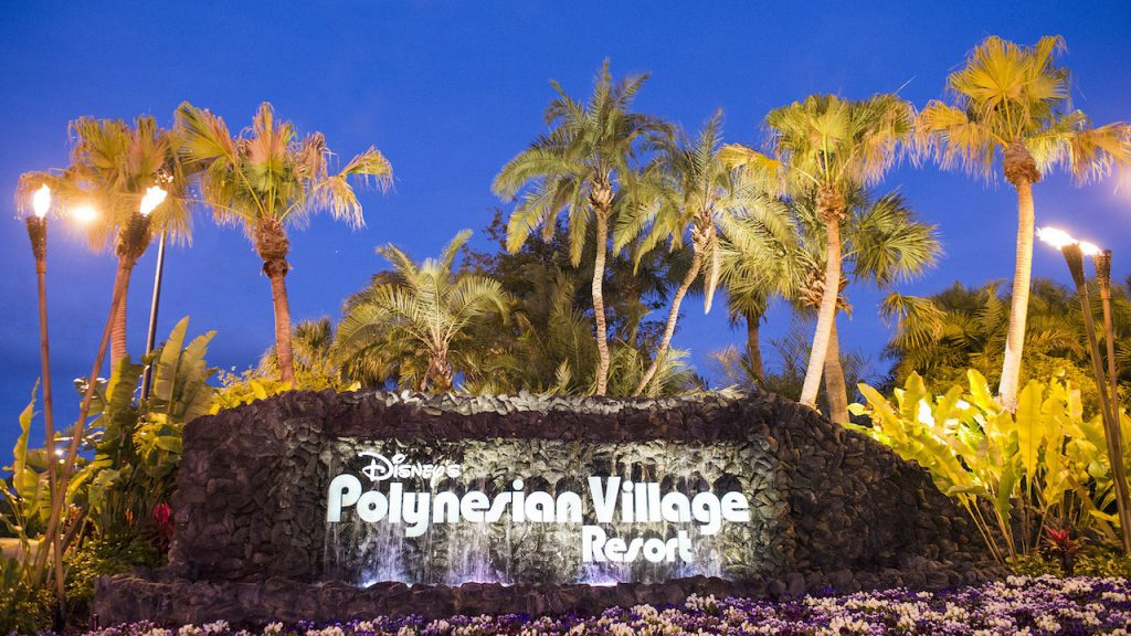 Changes Coming For Disney's Polynesian Resort 50th Anniversary In 2021