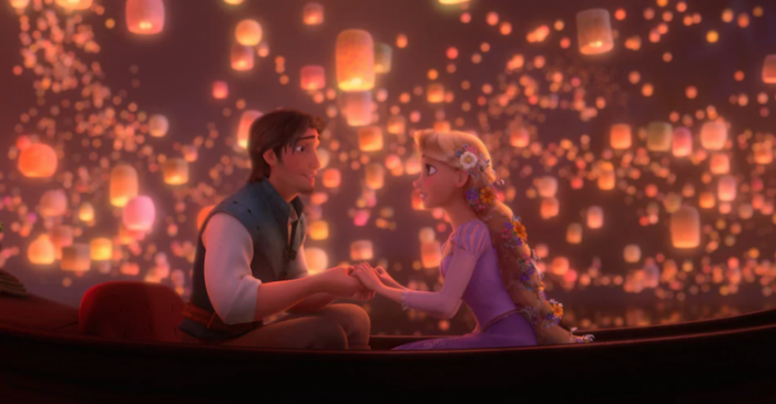 Tangled attratction EPCOT
