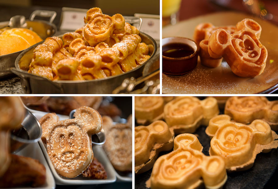 Celebrate Waffle Week at Disney Parks Around the World