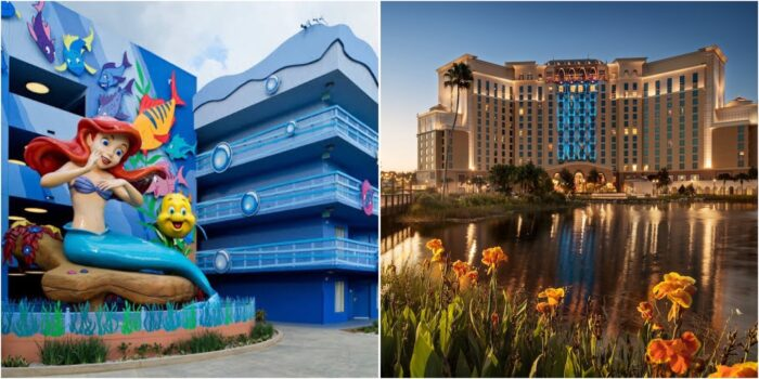 disney world hotels reopen