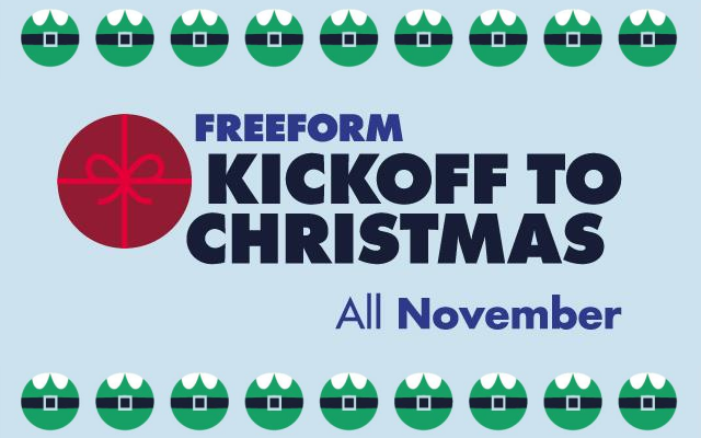 Everything Coming to Freeform's Kickoff to Christmas