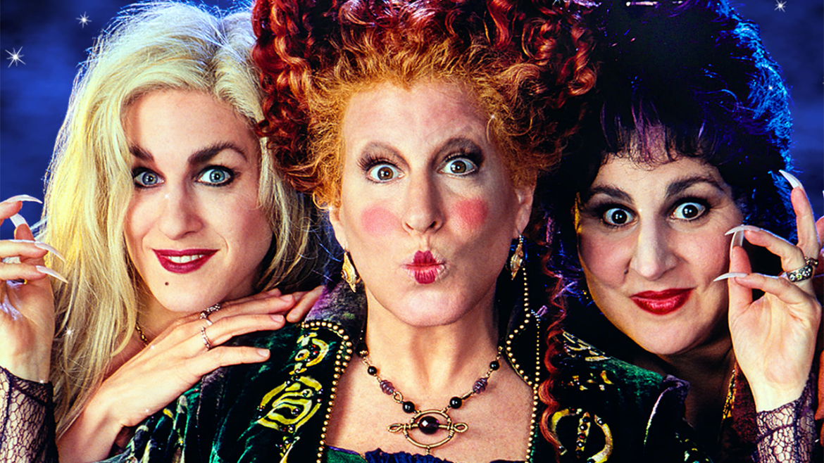 Everything We Currently Know About Hocus Pocus 2!