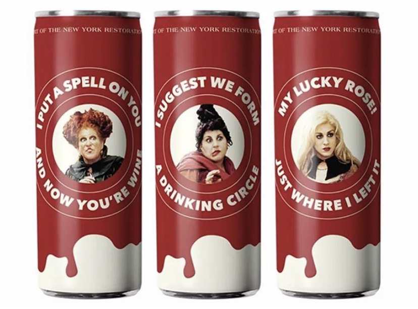 This Hocus Pocus Wine Might Put A Spell On You!