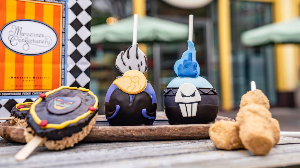 Foodie Guide: Fall Treats At Downtown Disney District At Disneyland Resort