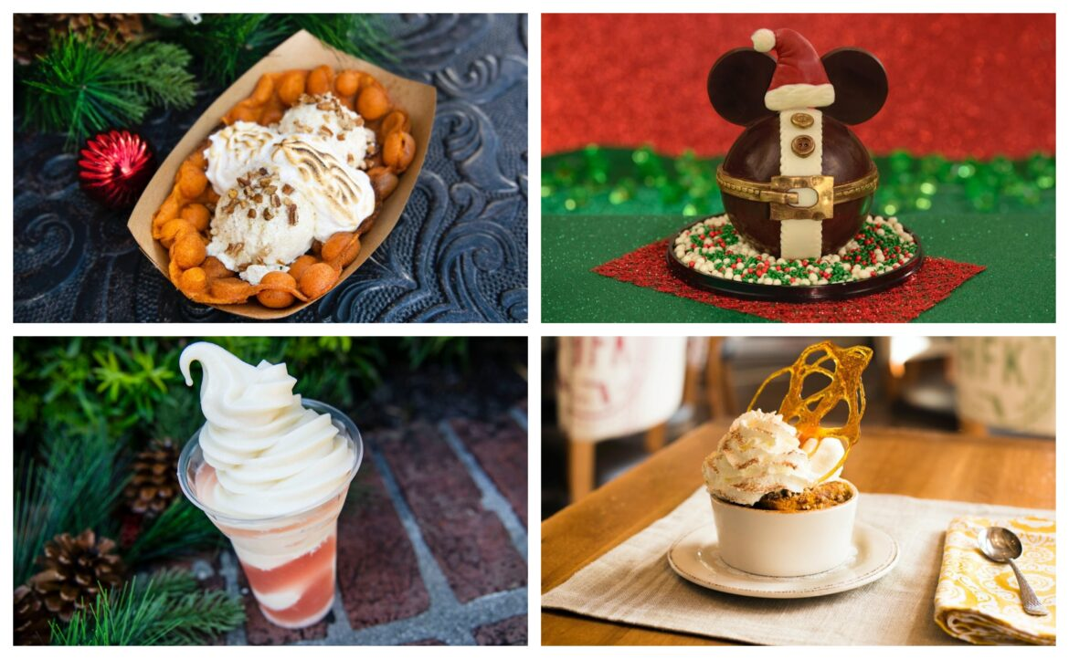 Enjoy These Holiday Eats and Treats at Disney Springs
