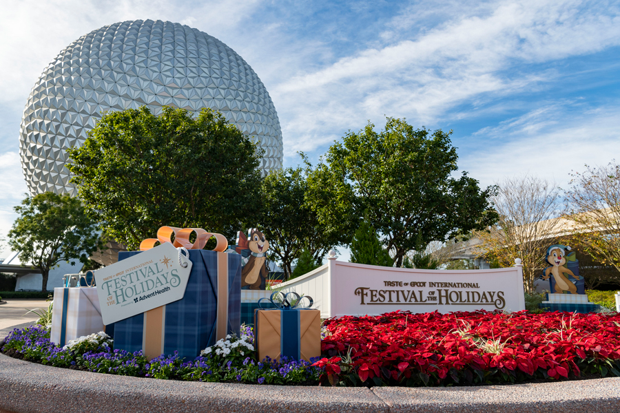 Here's the Full Scoop on EPCOT's 2020 International Festival of the Holidays