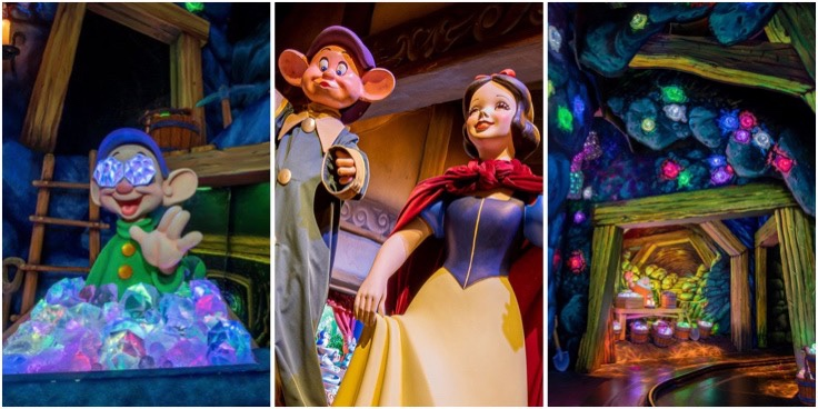 Snow White's Enchanted Wish Attraction Is Coming To Disneyland!