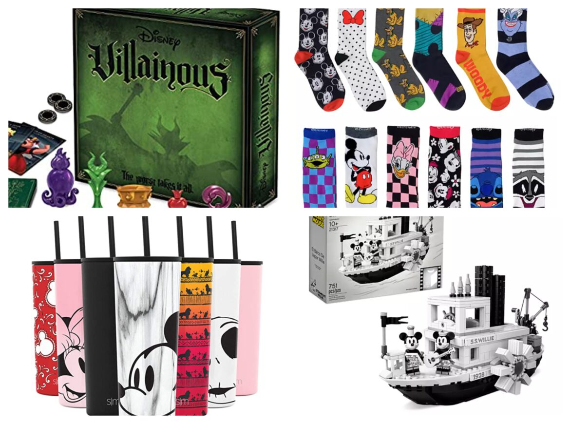 10 Gift Ideas for the Disney fan in your Life
