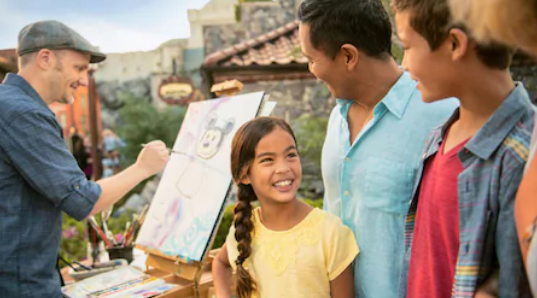Full details for the 2021 Epcot International Festival of the Arts