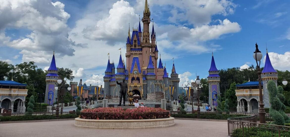 More Changes Coming For Cinderella Castle Ahead Of 50th Anniversary