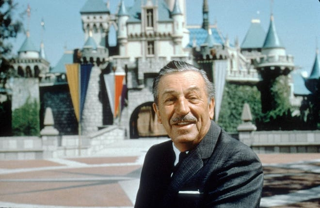 Celebrate Walt Disney's Birthday with these Fun Facts