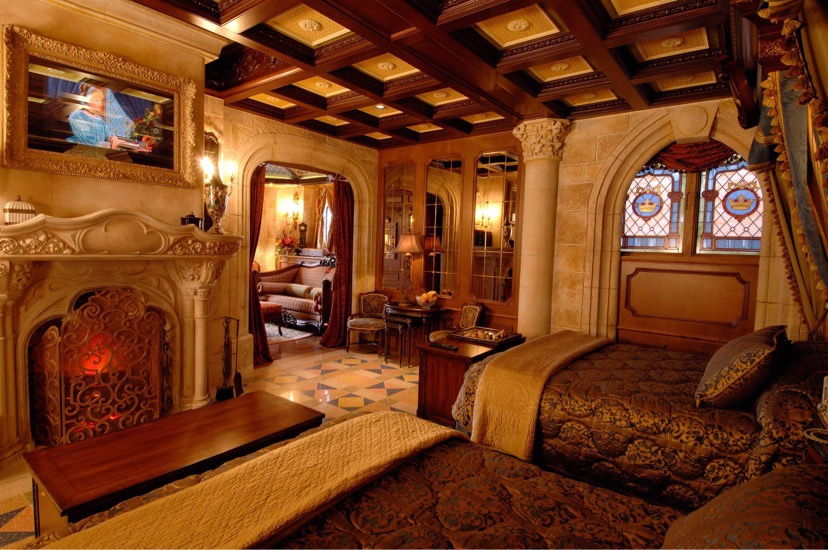 Video: Exclusive Look Inside Cinderella Castle Suite At Magic Kingdom!