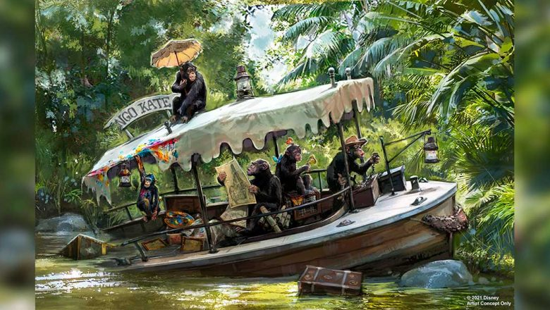 D23 Shares more information on the changes coming to the Jungle Cruise